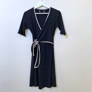 3/$50 OAK + FORT Wrap Dress